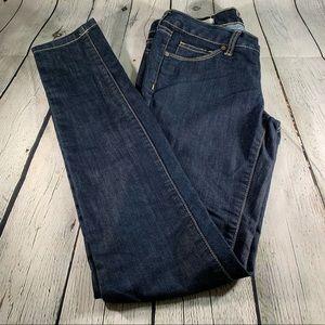 Decree Super Skinny Dark Wash Jeans
